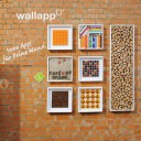 wanddekoration-wallapp-wood-spalter XXL 002